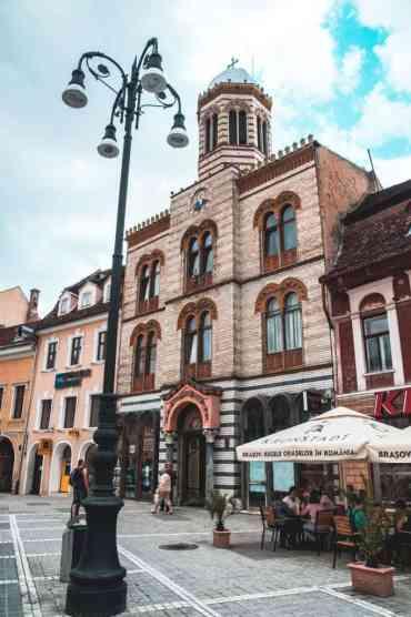 Brasov 15 - Brașov bezienswaardigheden: mijn tips voor de leukste stad van Roemenië