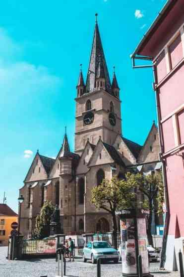 Sibiu 4 - Rondreis Roemenië: de mooiste roadtrip route door Transsylvanië en meer!