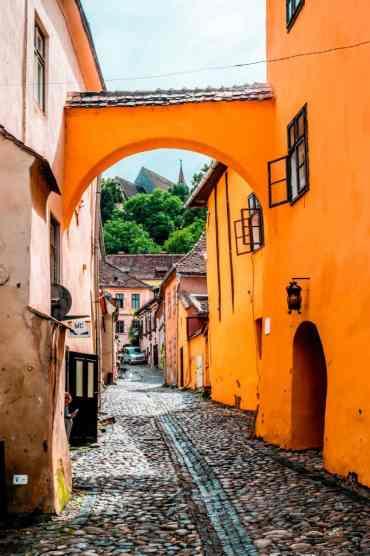 Sighisoara 6 - Dit zijn de 17 mooiste plekken in Roemenië die je niet mag missen!