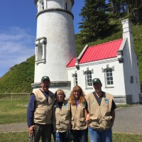 A Memorable Month at Heceta Head