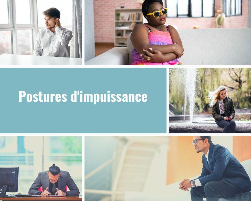 postures d'impuissance