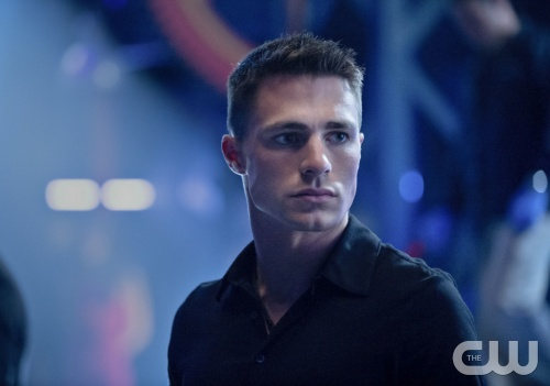 Colton Haynes as Roy Harper