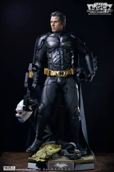 Hot Toys' Dark Knight Rises Batman