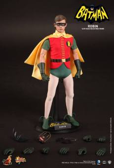 Hot Toys' Robin 66