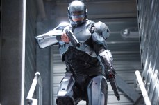 Early RoboCop Armor