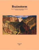 Brainstorm IX (2017)