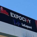 「EXPOCITY」の立地と工事中の様子は?