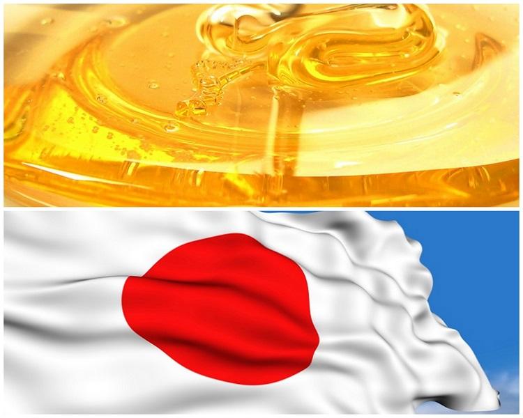 εξαγωγες μελιου ιαπωνια