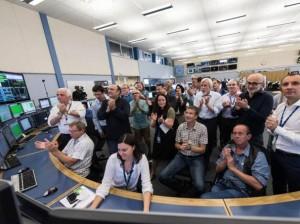 Lo staff del CERN