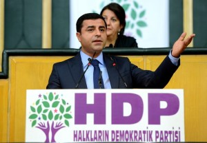 Demirtas, leader dell'HDP