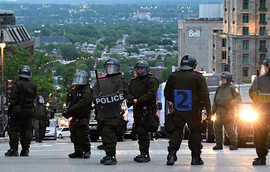 Ogni G7 porta con se grande spiegamento di forze