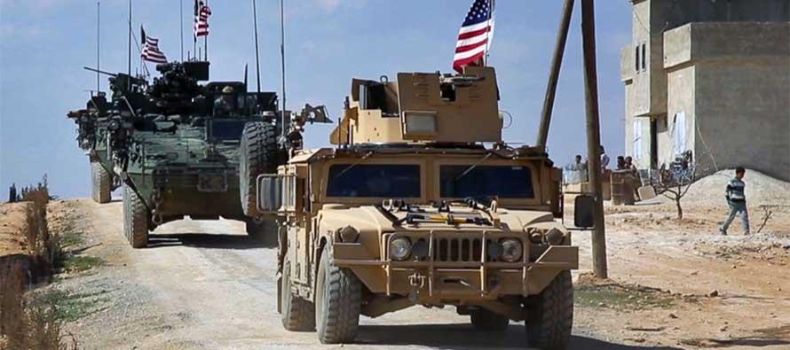 Truppe Usa in Siria