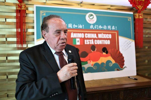 México está con China: la opinión de José Luis Uribe Ortega