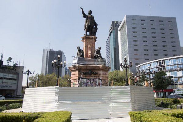 La historia le ha pasado la factura a Cristóbal Colón. Sólo EU ha removido 28 estatuas de Cristóbal Colón. Y no sólo allá: en todo América