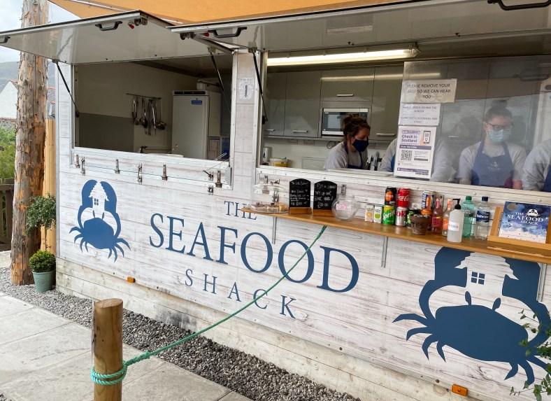 Seafood Ullapool
