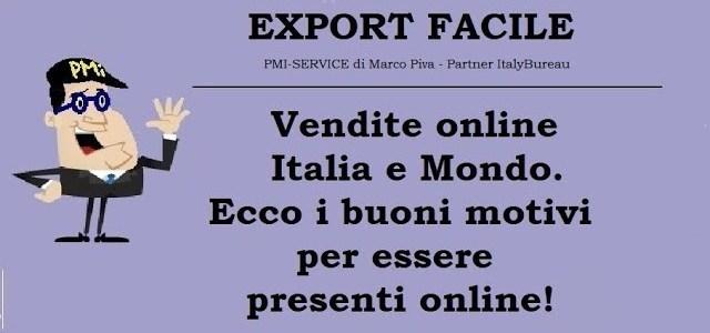 Vendite online Italia e Mondo – Ecco i buoni motivi per essere presenti online