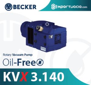 BECKER KVX 3.140