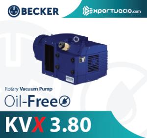 BECKER KVX 3.80