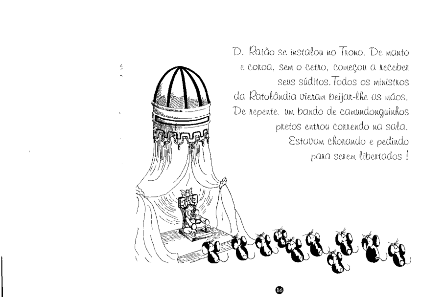 dom ratao trono