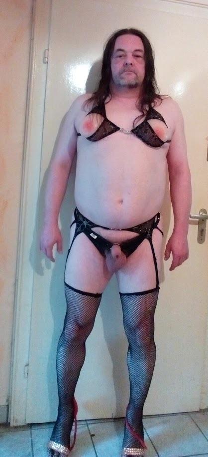 Fat ugly sissy