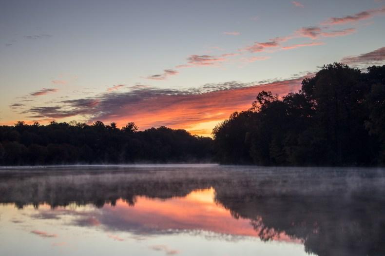 Lake Topanemus Sunrise