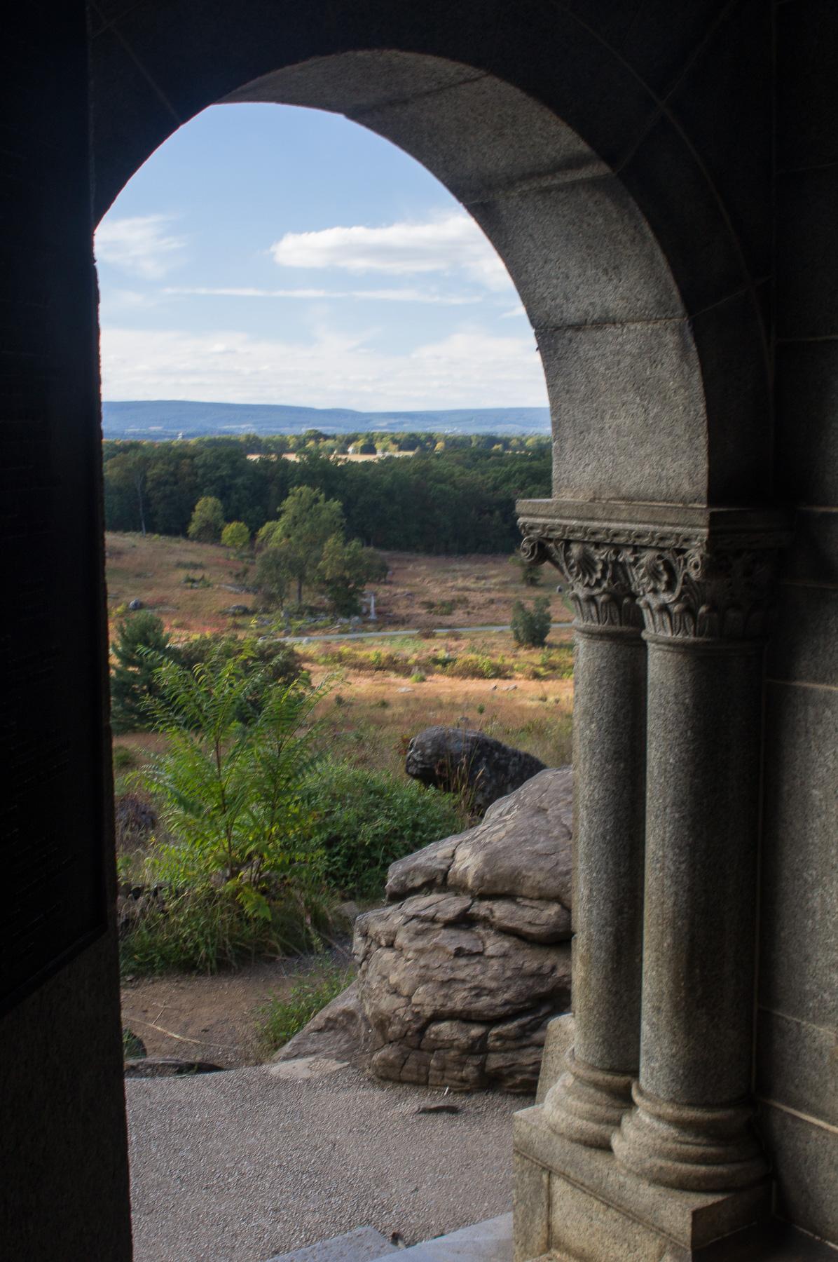 Gettysburgh Arch Framing