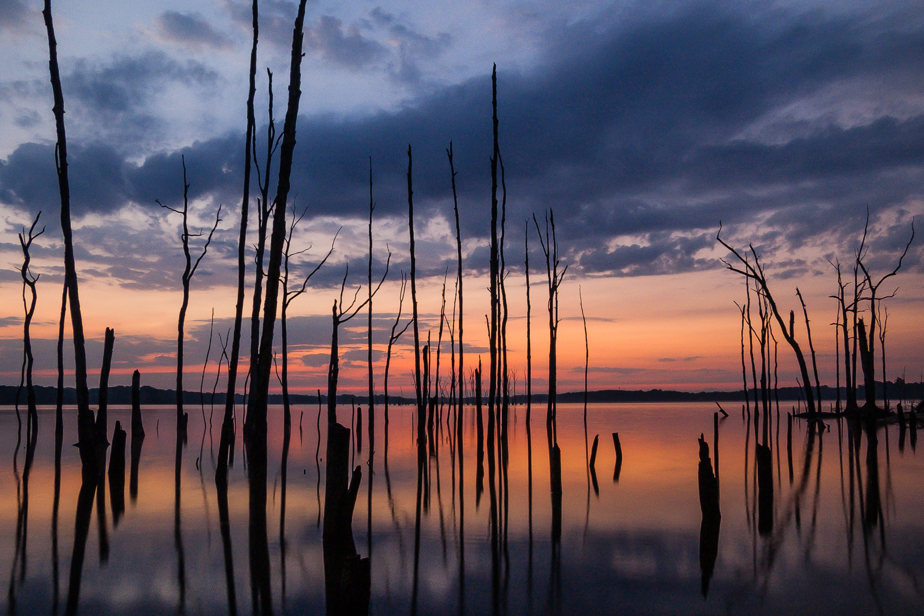 Manasquan Reservoir Sunrise