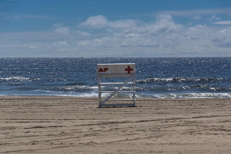 Asbury Park Lifeguard Stand