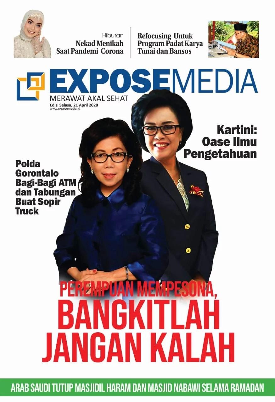 Edisi Selasa, 21 April 2020