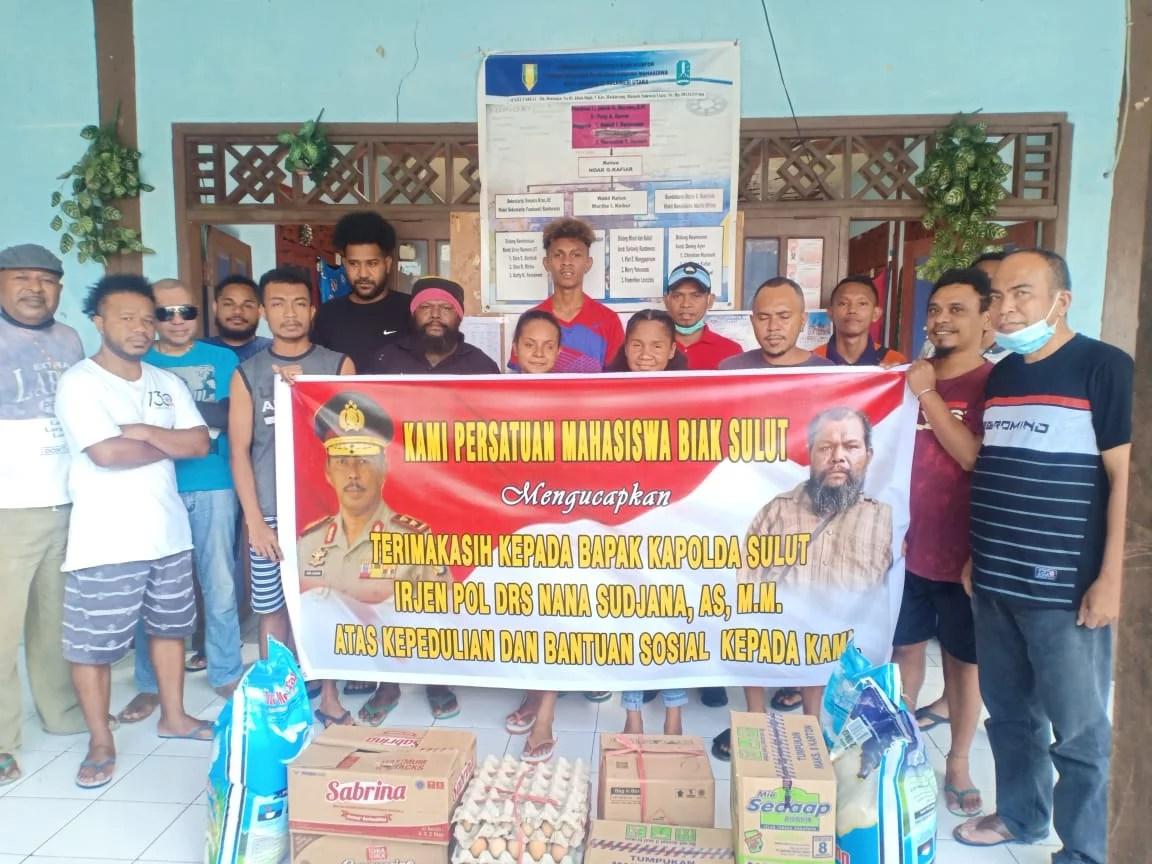 Tokoh Papua di Sulut Serukan IMIPA Bijak Sikapi Issu Papua