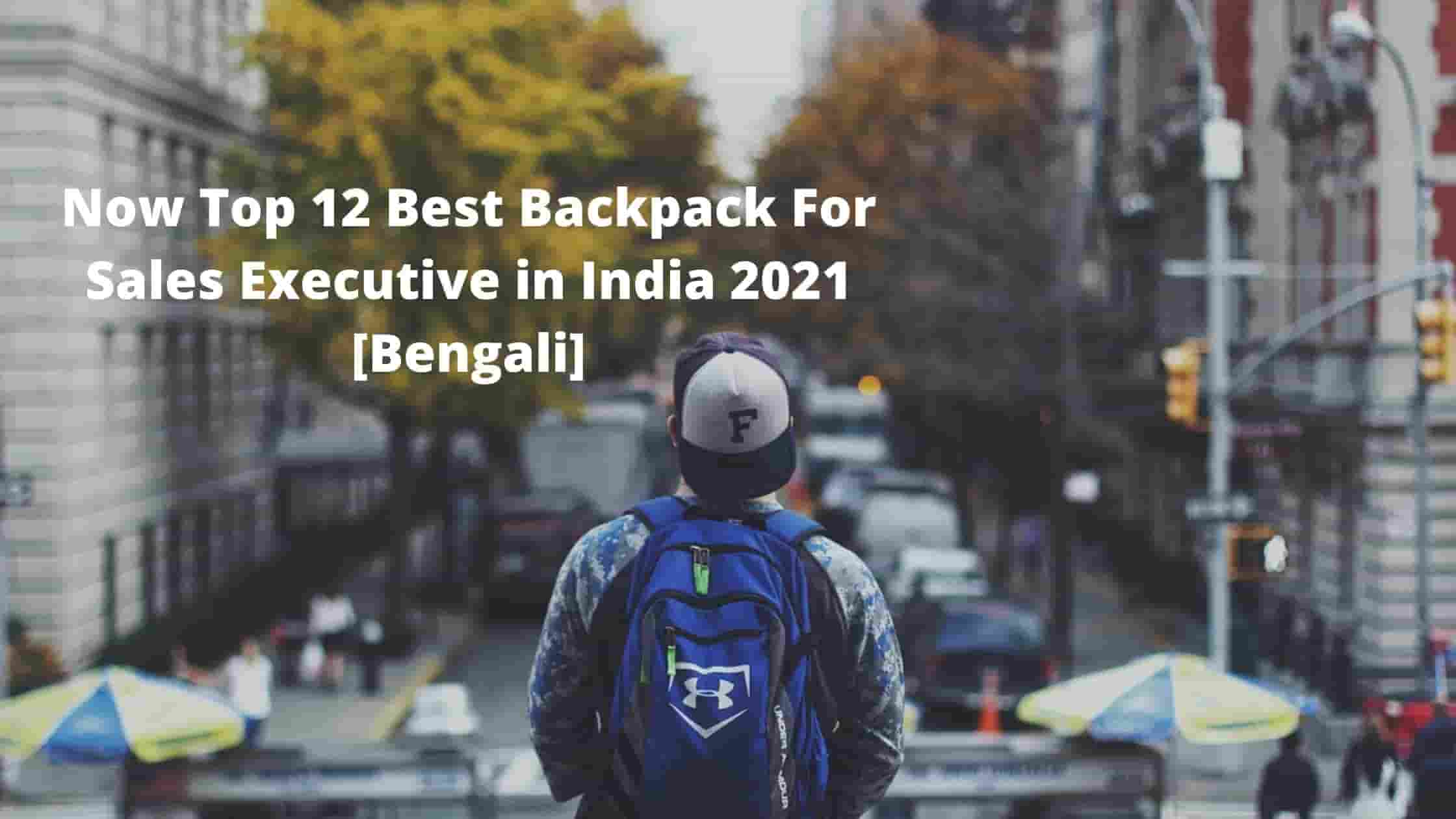 Now Top 12 Best Backpack For Sales Executive in India 2021 [Bengali]