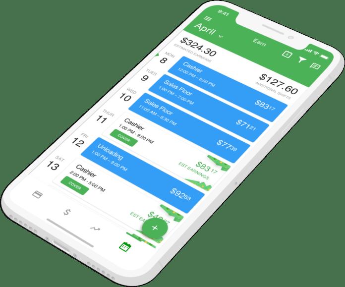 Branch pay advance app