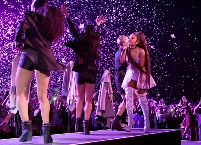 Ariana Grande Height Weight feet and Shoe Size