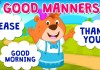 children manners apps
