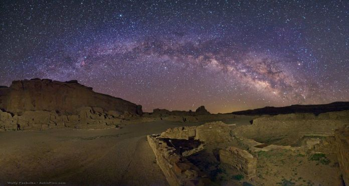 Best places in the US to see Stars and the milky way,chaco