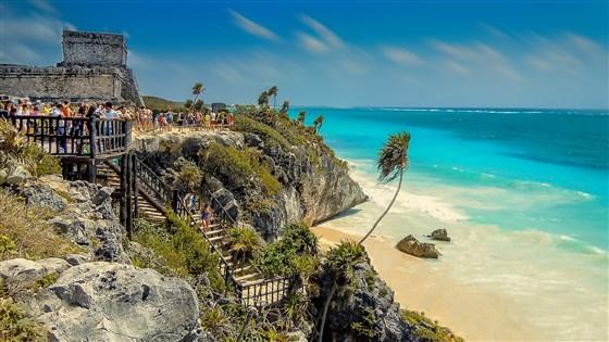 List of the best us kid vacation spots,Riviera maya