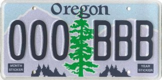 Top 10 best us license plates