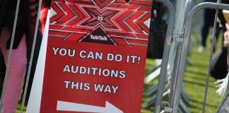 The x factor auditions 2019