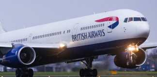 Customer service for British Airways