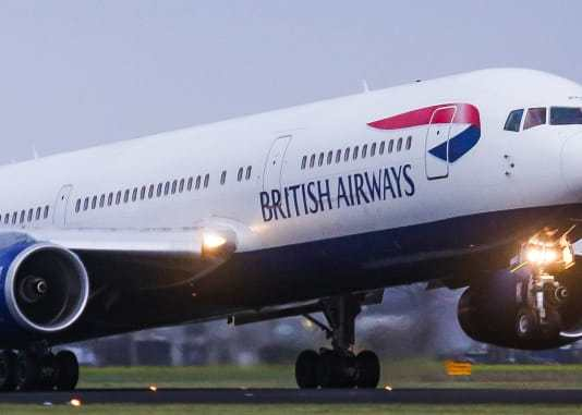 Customer service for British Airways