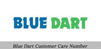 Blue Dart Customer Care
