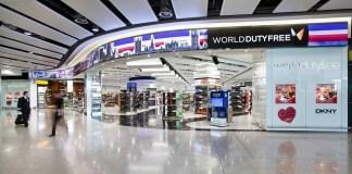 Heathrow Airport Duty Free