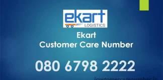 Ekart Logistics customer service