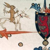 Les animaux au Moyen - Age (deuxième partie).