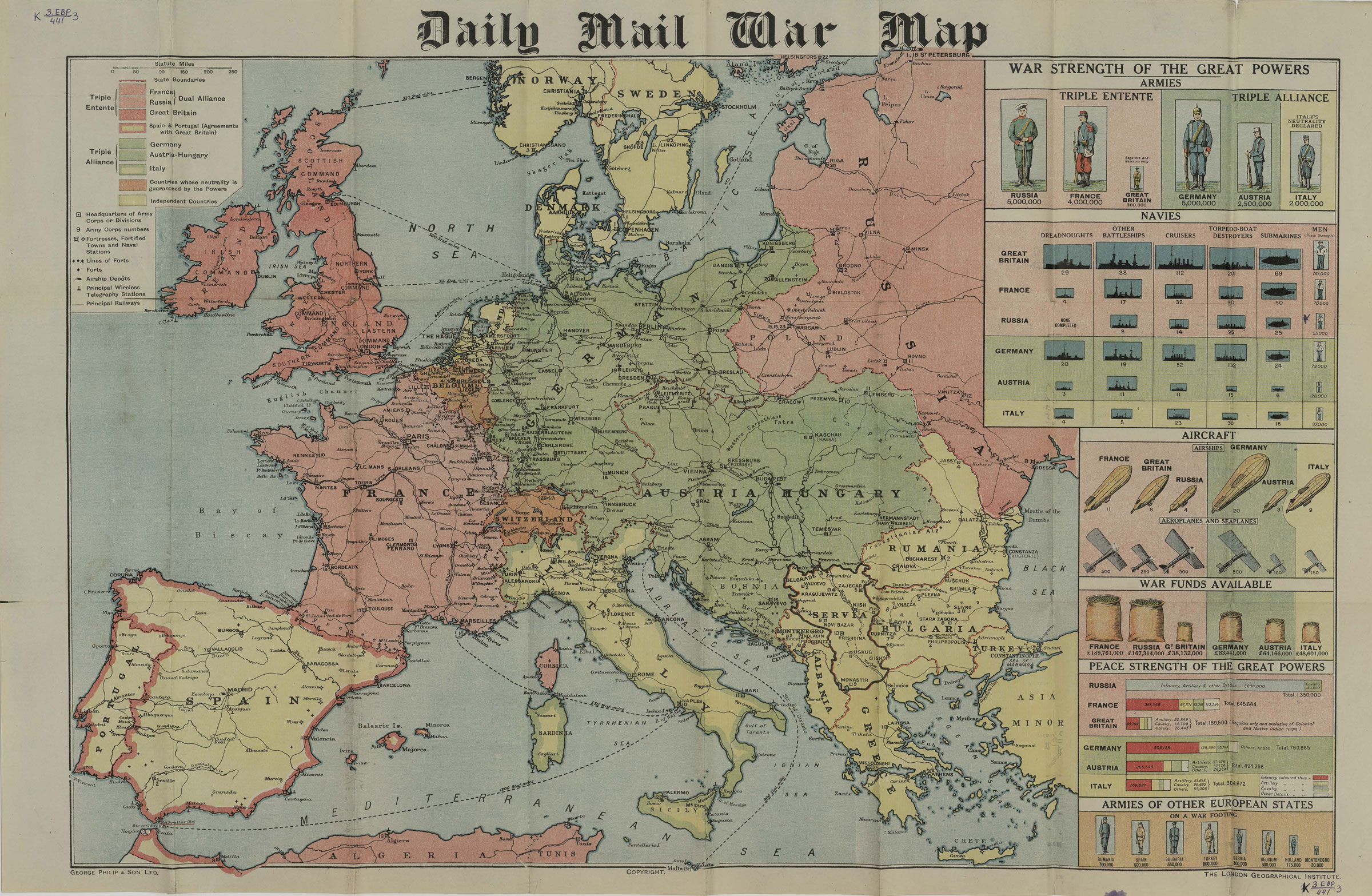 Theater Of World War I Maps In The National Library Of Russia