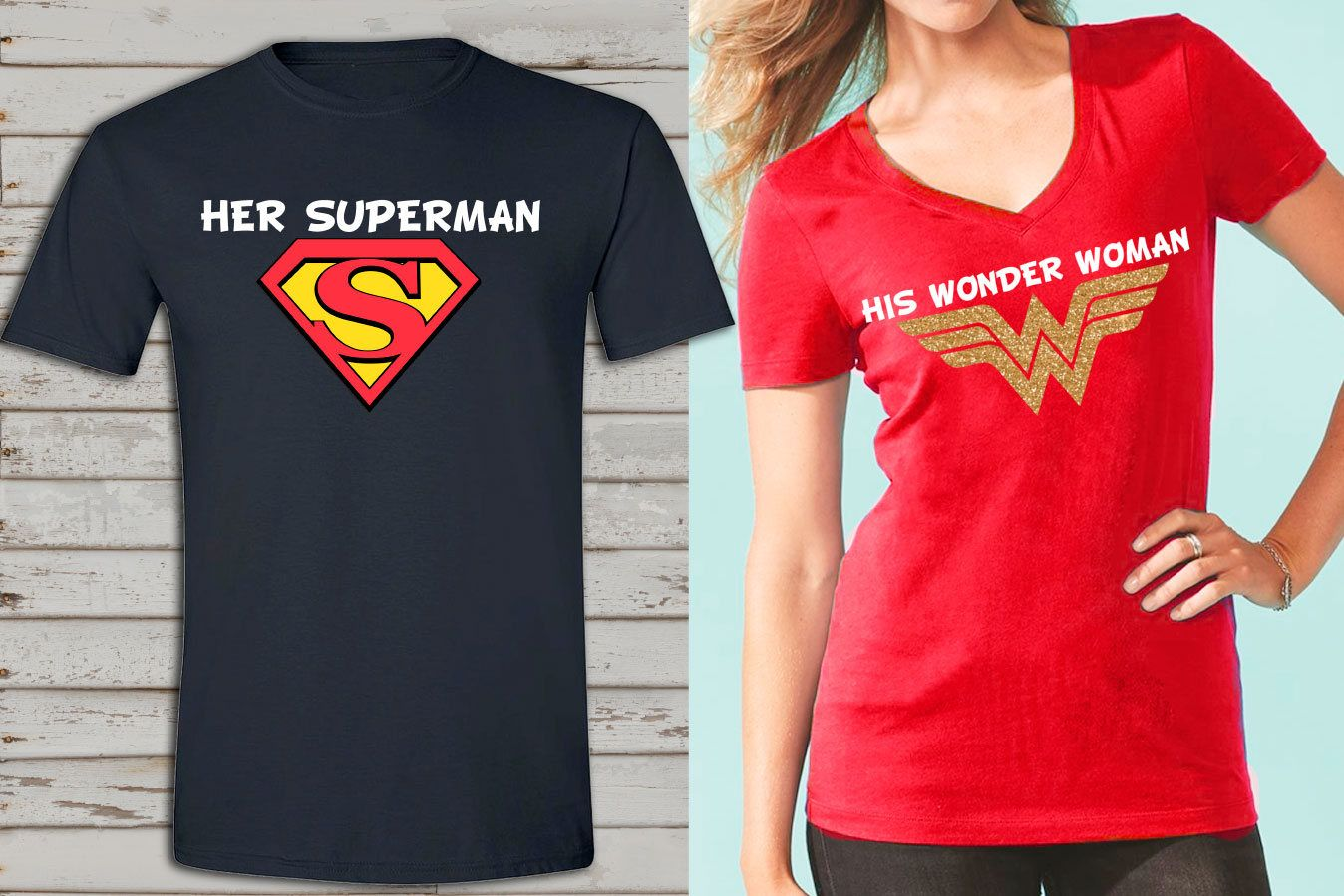 superman t shirt woman