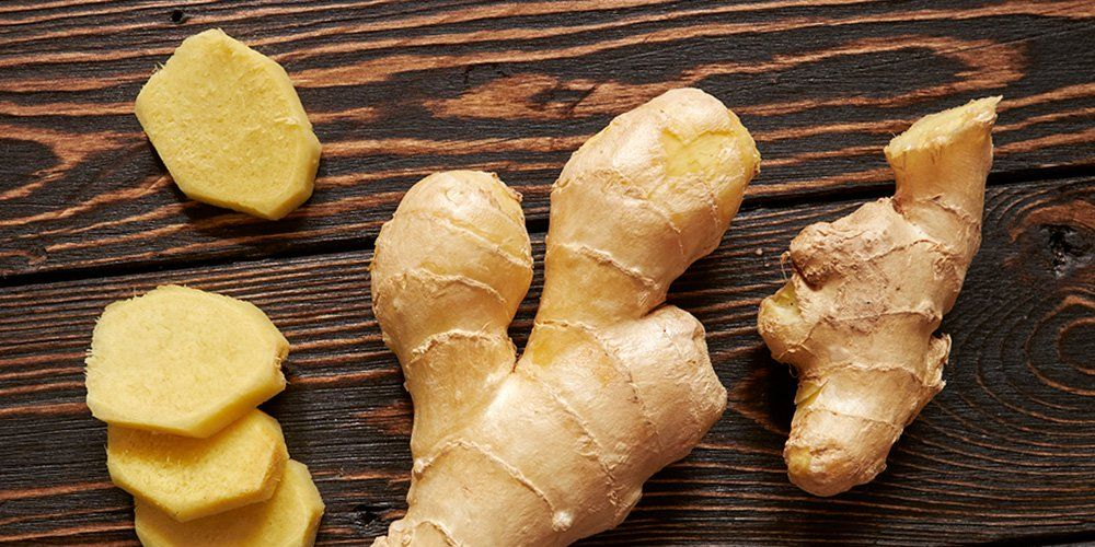 ginger benefits weight loss