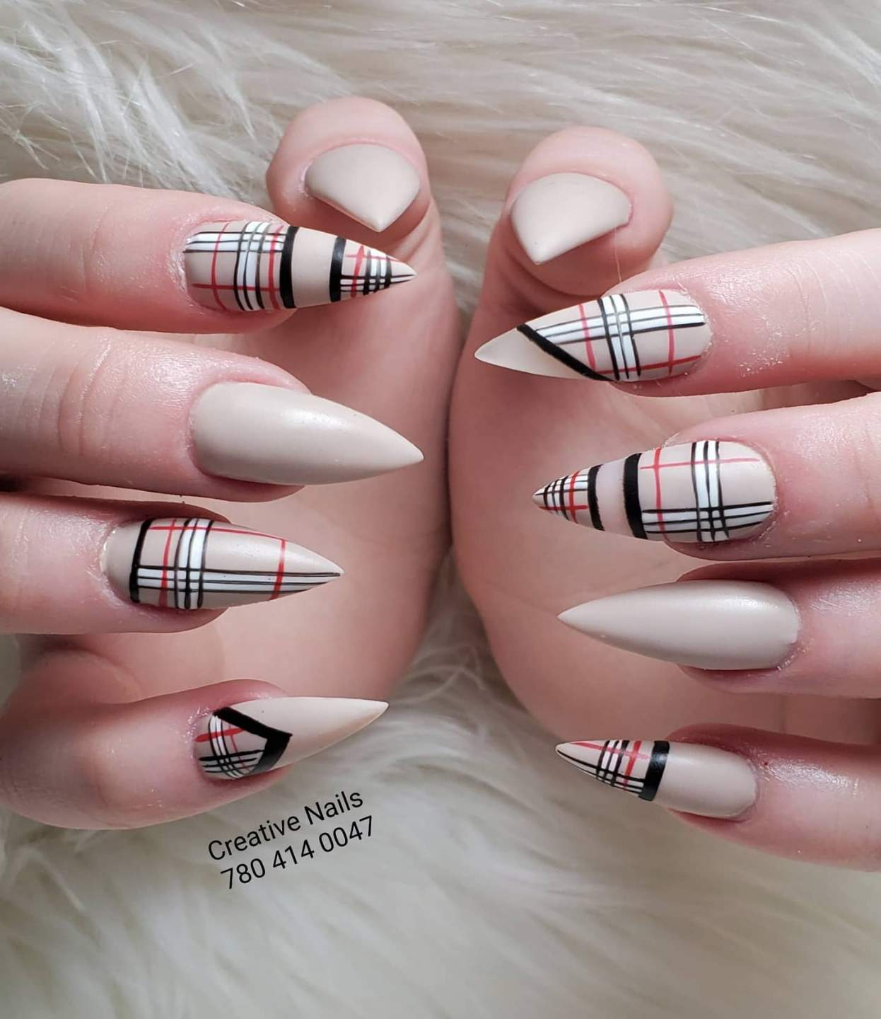 acrylic nail designs galleries