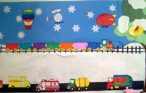 transportation crafts for preschool