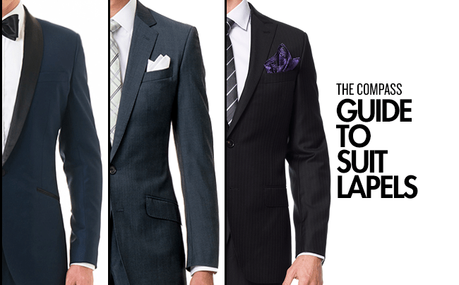 different types of suits